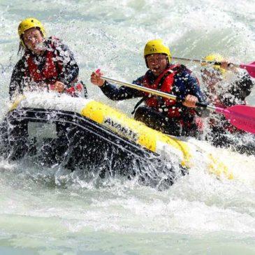 Les Alpes du Sud : le paradis du Rafting, du kayak et du canoé