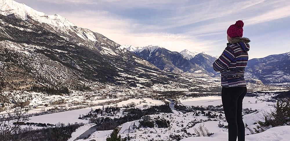 Vacances en Hautes Alpes - les grands espaces