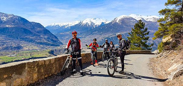 Le Vélo dans les Hautes-Alpes